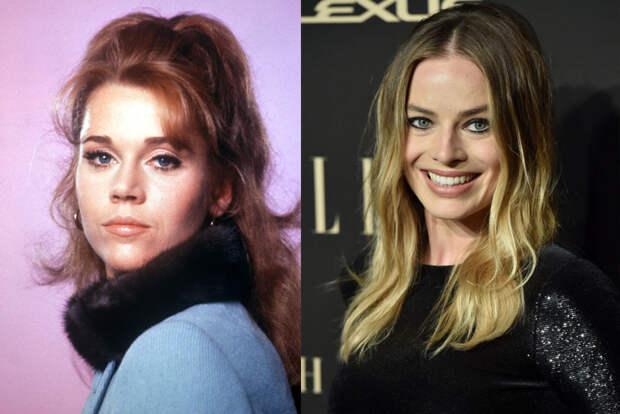 Как выглядели 30-летние звезды в разные эпохи