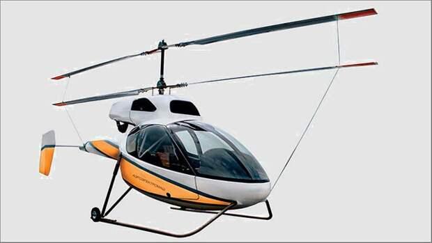 Хит Helirussia-2019 - сверлегкий вертолет с поршневым двигателем