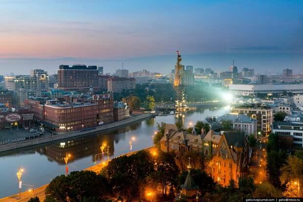 Москва туристическая