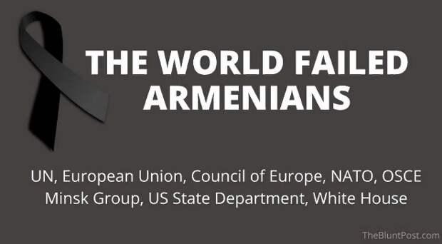 Западные провокаторы очнулись и принялись активно настраивать Армению против России. Юлия Витязева