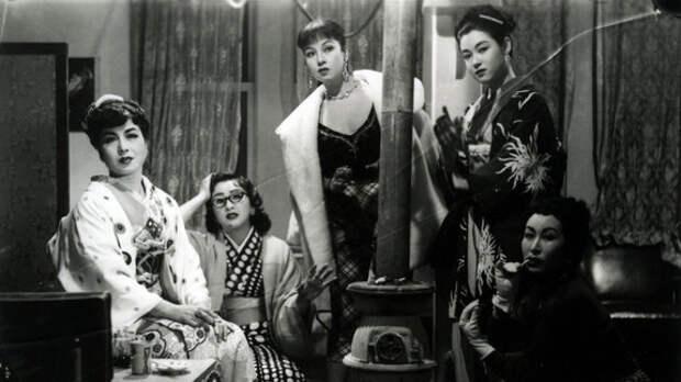 Проститутки на экране: «Гулящая», «Красотка», «Интердевочка»