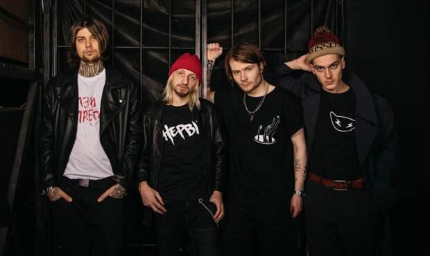 Группа «Нервы» выпустила долгожданный альбом «7»