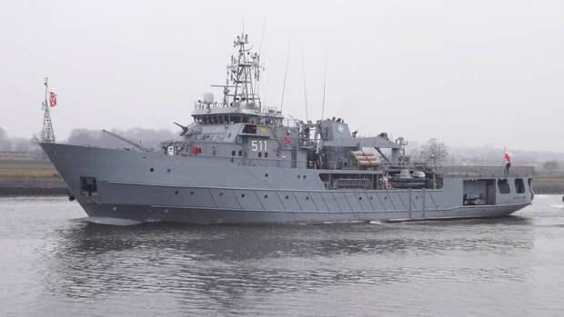 Defence24: Польша отремонтирует старые ракетные катера из-за нехватки средств на новые