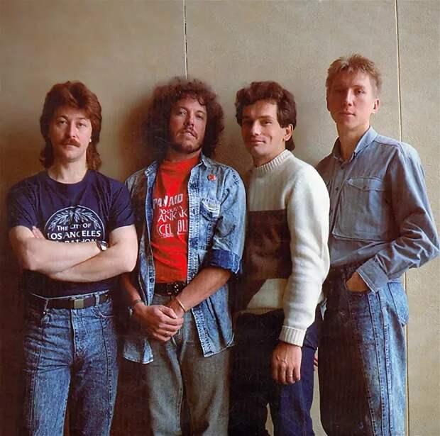 Хит-парад отечественной музыки из 80-х. Год 1983