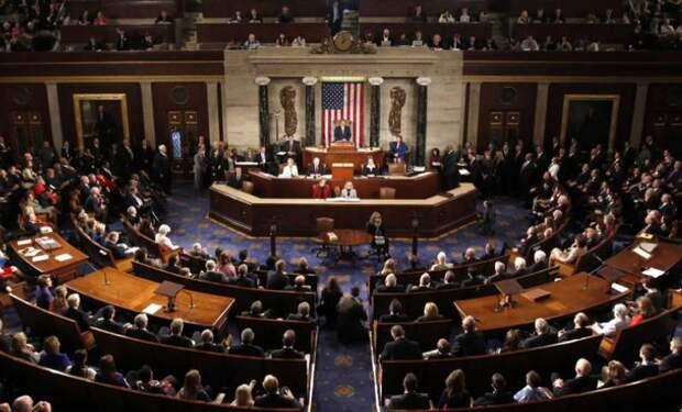 Американский Конгресс обошёл вето Трампа, наложенное на оборонный бюджет