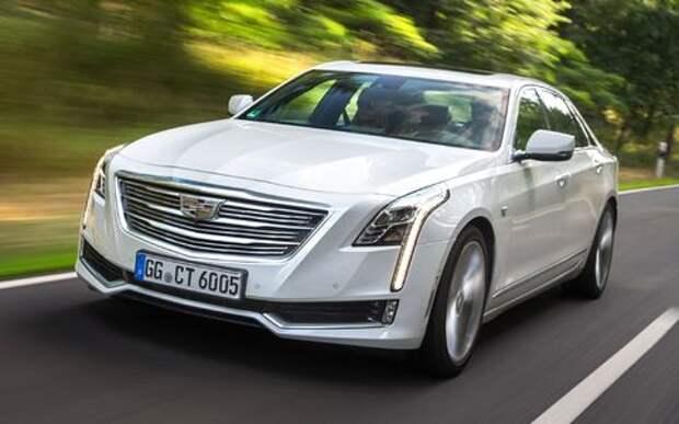 Полуавтопилот GM позволит водителю бросать руль