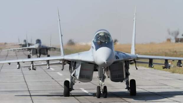 Киев отказался от закупки западных истребителей в пользу ремонта МиГ-29 и Су-27