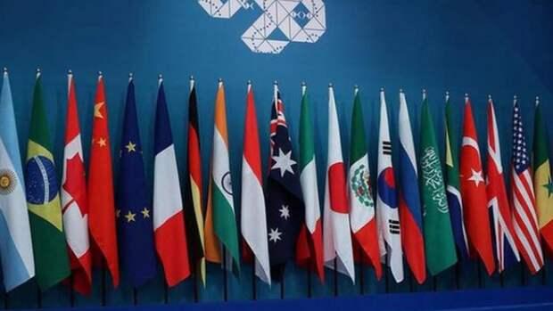 Саммит министров энергетики G20 окончился «универсальным» заявлением