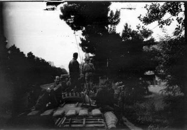 Группа Гиоргадзе, или История разгрома грузинской «Альфы»