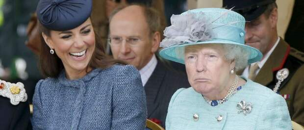 Кончина Елизаветы II может вызвать обвал системы лжи, на которой держалась Британская Монархия. Дональд Трамп возглавит Британское Содружество Наций?