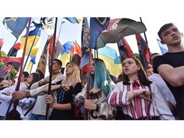 Гурии и фурии. Украинский «пуп земли»