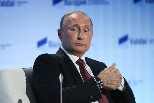 Как Путин США и американские СМИ захватывал