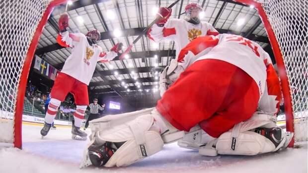 Стало известно время начала матча финала ЮЧМ-2021 Россия— Канада