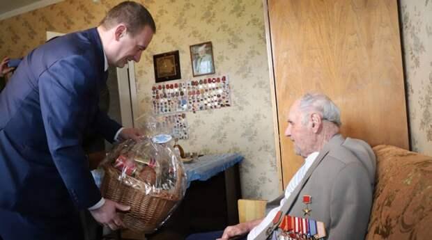 Турчин: ветераны должны чувствовать нашу заботу постоянно.