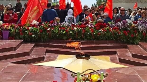 """Мемориал """"Подвиг во имя жизни"""" открыт после реставрации в Сочи"""