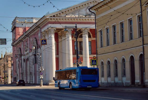 Стали известны 5 самых популярных автобусных маршрутов Твери и Калининского района