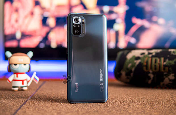 На российском рынке появился почти идеальный смартфон для женщин: RedMi Note 10S
