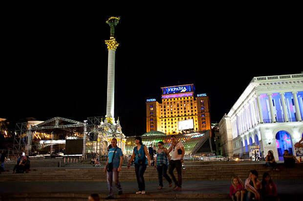 Украина временно ввела безвизовый режим для китайских туристов