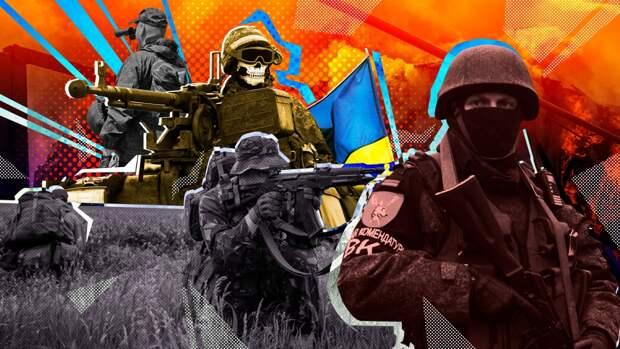 Российские телеканалы повлияли на смену приоритетов солдат ВСУ в Донбассе