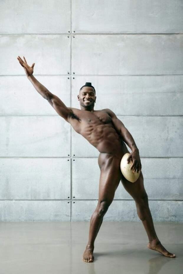 Антонио Браун, игрок в американский футбол ESPN, спортсмены