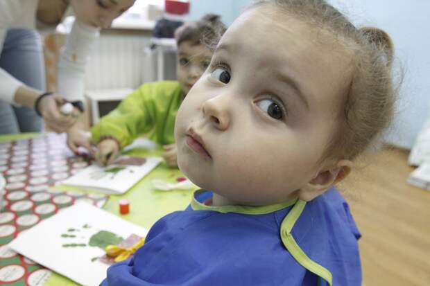 """В Некрасовке детей приглашают к участию в онлайн-конкурсе новогодних поздравлений. Фото: Агентство """"Москва"""""""