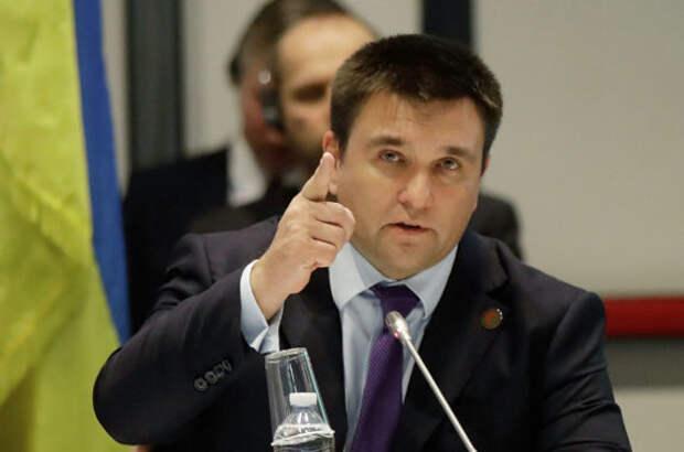 Климкин раскритиковал жителей Украины за антинатовскую позицию