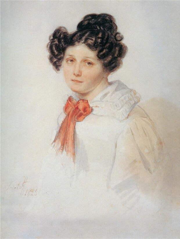 Полина Гебль — француженка, последовавшая в ссылку за своим гражданским мужем-декабристом Иваном Анненковым