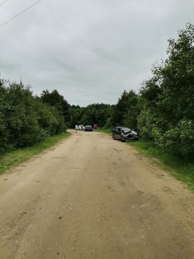 В Тверской области два человека пострадали из-за пьяного водителя