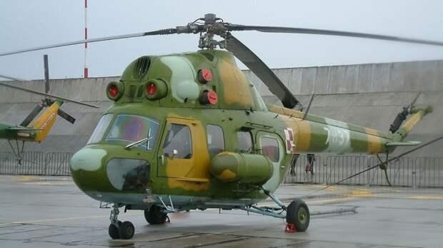 Спасатели обнаружили пропавший на Камчатке вертолет Ми-2
