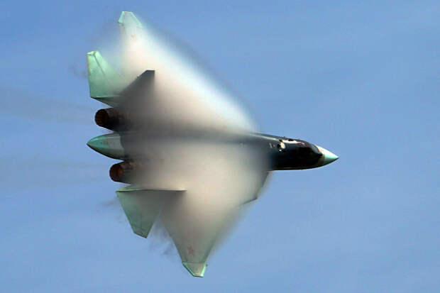 Иллюзия боя: в США учатся воевать с Су-57 в дополненной реальности