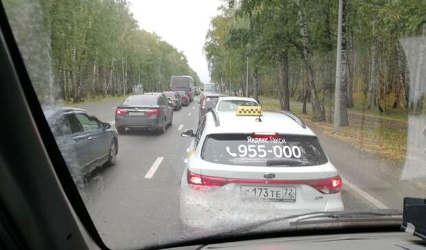 Маршрут трассы Тюмень – Екатуринбург будет серьезно изменен