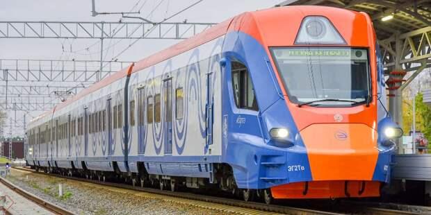 На Савеловском направлении остановились поезда