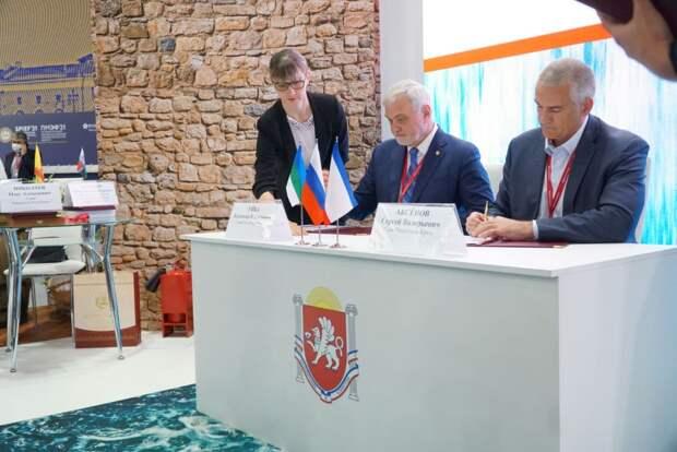 Республика Коми хочет получить больше здравниц в Крыму