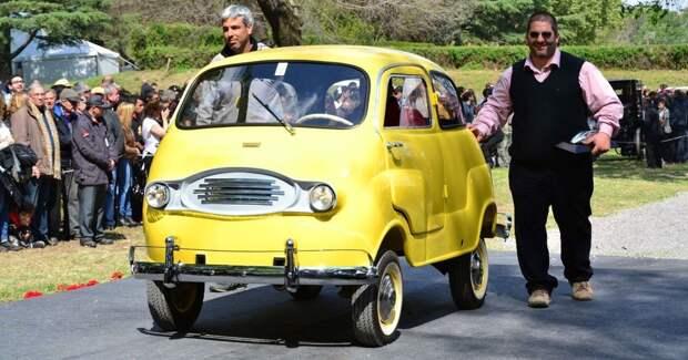 Joseso — попытка Аргентины создать народный автомобиль