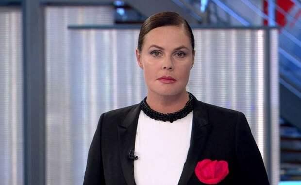 Екатерину Андрееву обвинили в лицемерии и ждут её увольнения с Первого канала