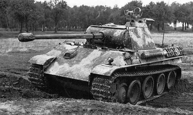 Die Welt: гитлеровские танки чаще чинились, чем воевали