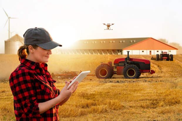 Терминатор работает в поле. Российская беспилотная сельхозтехника признана лучшей в мире