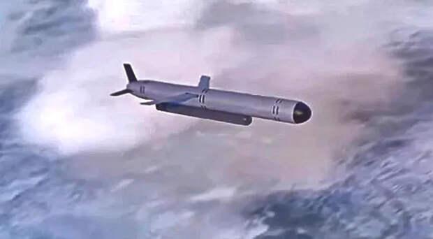 """Новая ракета """"Буревестник"""", не имеющая предела дальности, проходит в России полигонные испытания."""