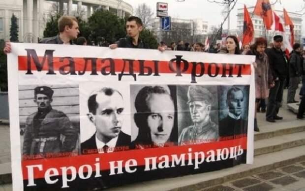 Александр Роджерс: Пара ножей в спину «беларуской революции»