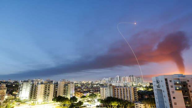 В ХАМАС заявили о ракетных ударах по Иерусалиму и Тель-Авиву