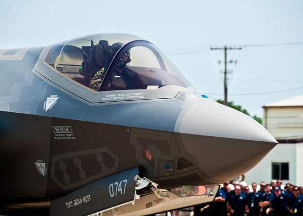 C-400 в Турции уже раскрыли главный недостаток F-35