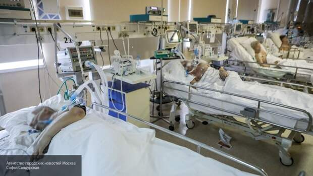 Оперштаб сообщил о смерти 9 пациентов с COVID-19 в Москве