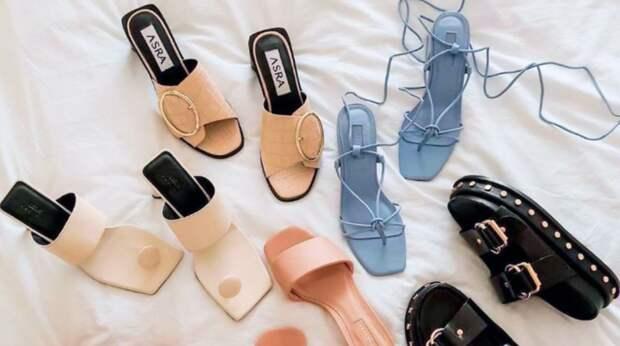 5 пар обуви, которая будет в моде летом 2021 года