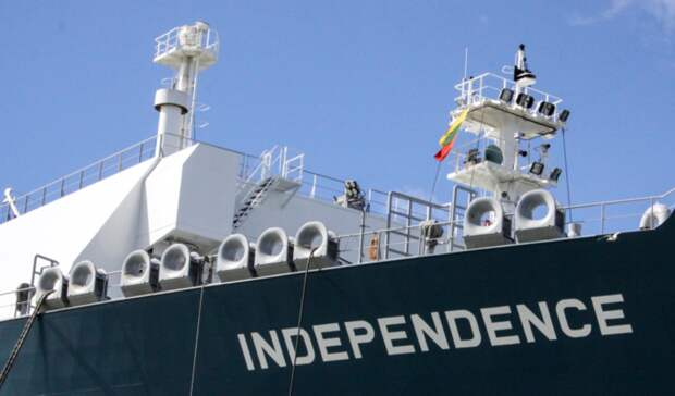 Избавиться отзависимости отроссийского газа Литве неудалось