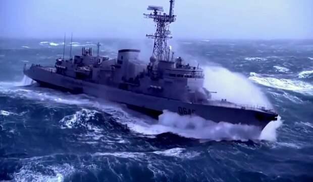 7 Самых крупных кораблекрушений, снятых на видео