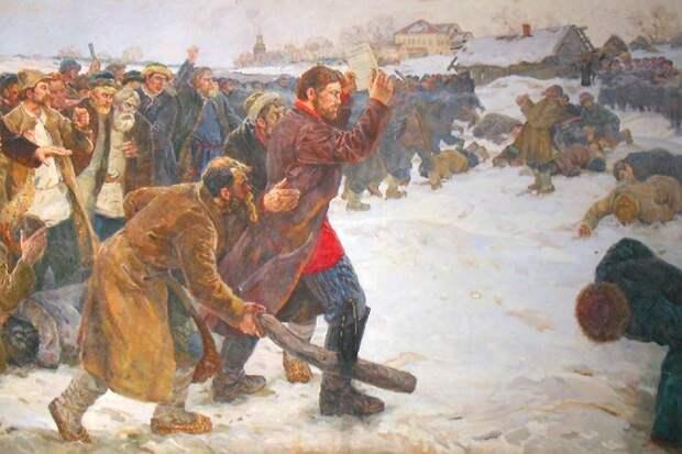 «Власти Москвы готовят социальный взрыв, революцию»