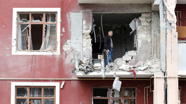 В Карабахе восстановили свыше 300 объектов благодаря гумпомощи из РФ