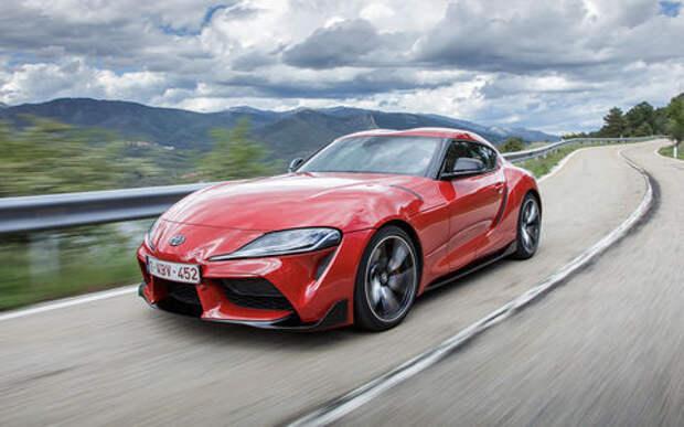 Старая-новая легенда Toyota: теперь с начинкой от BMW