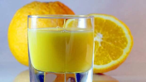 Sina: апельсин помогает облегчить кашель и укрепляет желудок