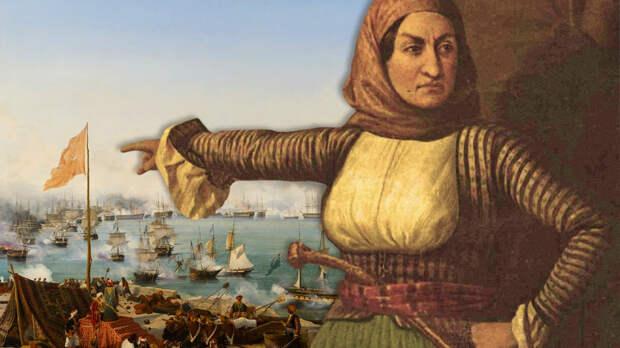 Единственная женщина-адмирал российского флота